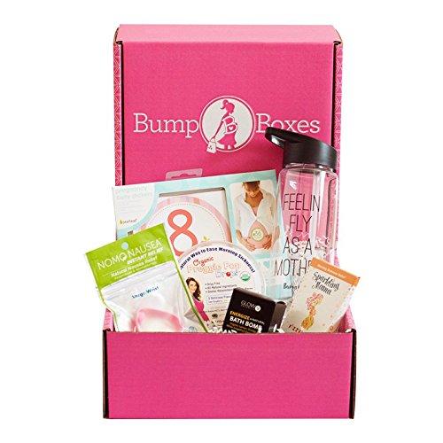 51BKpndOeiL - Bump Boxes 1st Trimester Pregnancy Gift Box